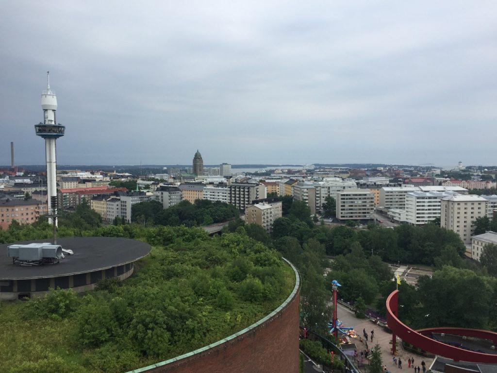 Linnanmäen vesitorni